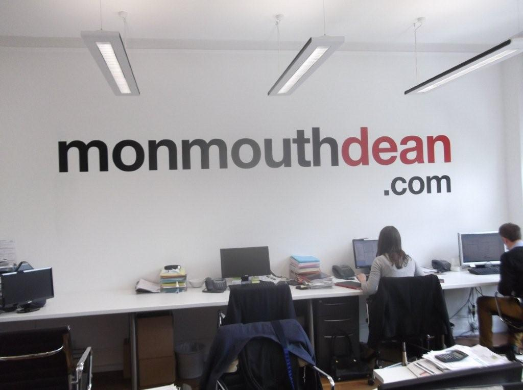 Monmouth Dean signage