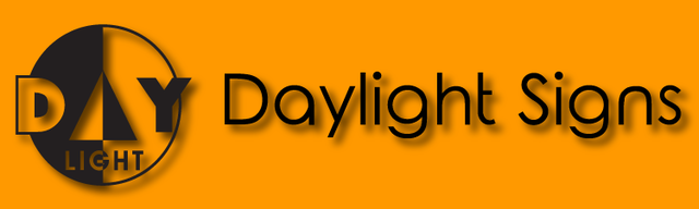 Daylight Signs